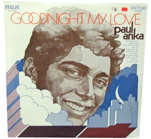 Paul Anka - Goodnight My Love