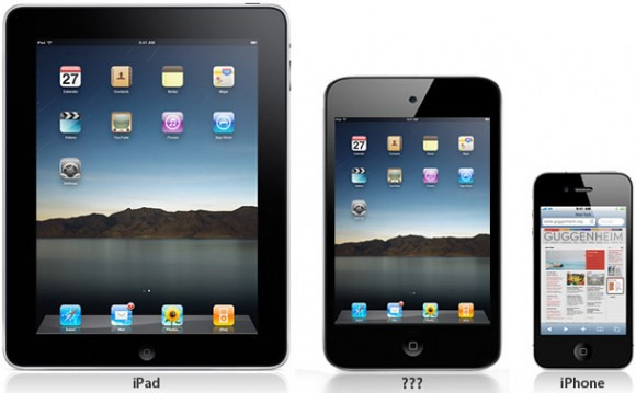 Rumor: 6 Inch iPad Mini Coming Soon
