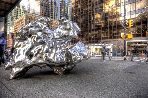 Vancouver Biennale - Artifical Rock #143