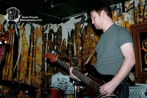 Quiet Parade - Gus' Feb 24th 2011 - 05