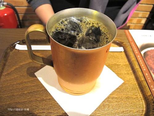 上島咖啡店冰咖啡