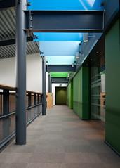 Third Floor Atrium Walkway