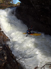 P2273668 (Mel Stephens) Tags: uk white water sport river geotagged scotland waterfall whitewater kayak aberdeenshire action transport paddle canoe canoes gps watersports kayaks canoeists kayakers 2011 linnofdee linnodee