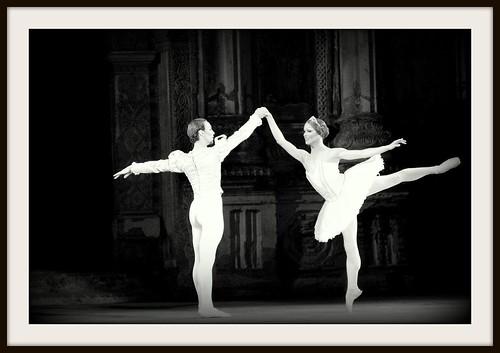Dancers/Ballet Trockaderos by Vilma Salazar