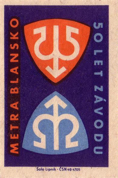 50 years of Metra Blansko