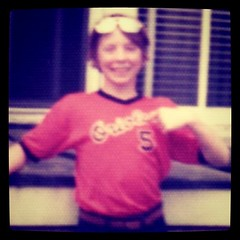 Me at twelve. Before free agency ruined baseball. by ObieVIP