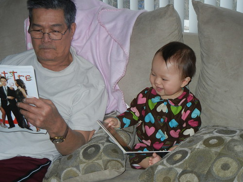 Pepper & Grandpa