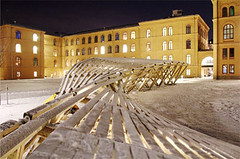 Parametric framework (Skogsindustrierna) Tags: 2012 träpriset