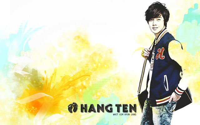 Kim Hyun Joong HangTen Wallpapers
