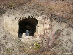 Oratoire enterré