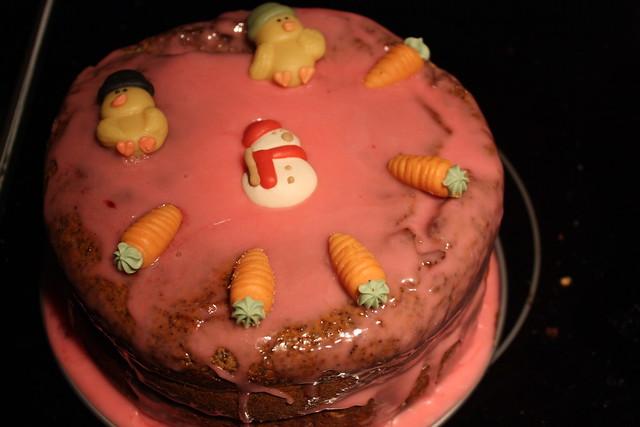 Verhundste Torte