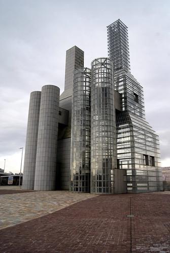Cidade da Cultura, por Pilar Medal