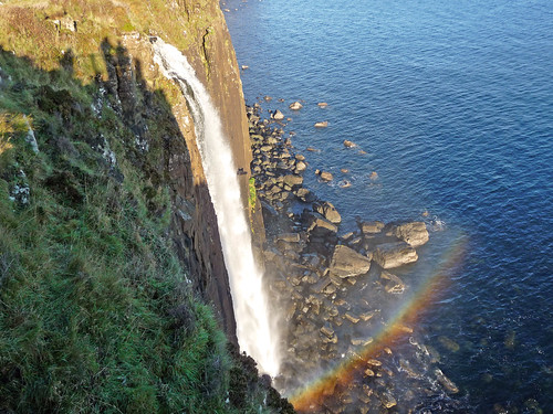 Kilt Rock and Falls, Skye