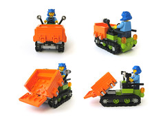 Power Minors Crystal Carrier (nolnet) Tags: power lego minors