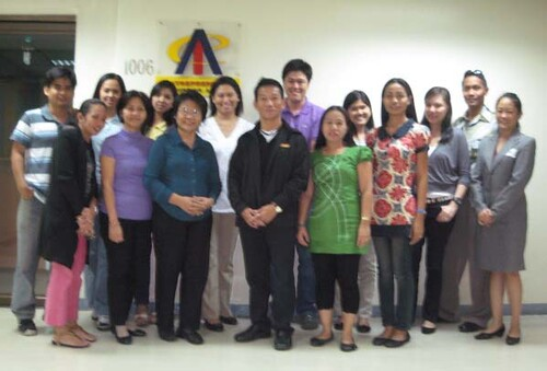 Cash Flow Management Seminar Participants by EAA 03-08-2011