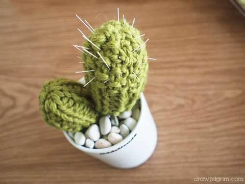 knitty cactus