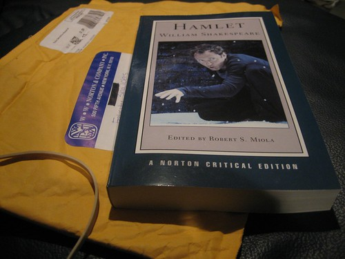 My free Norton Critical Edition of Hamlet