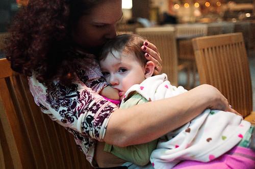 Mother Breastfeeding 1 by Matt.Dunn