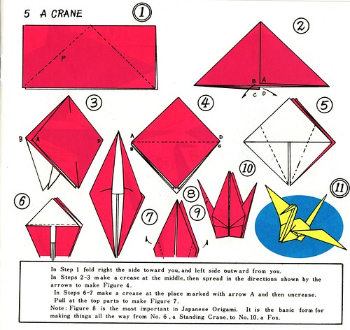 make a paper crane Diy #origami #crane for #kids - paper folding craft idea do you believe in the japanese legend of origami crane did you know that if you make thousand ori.