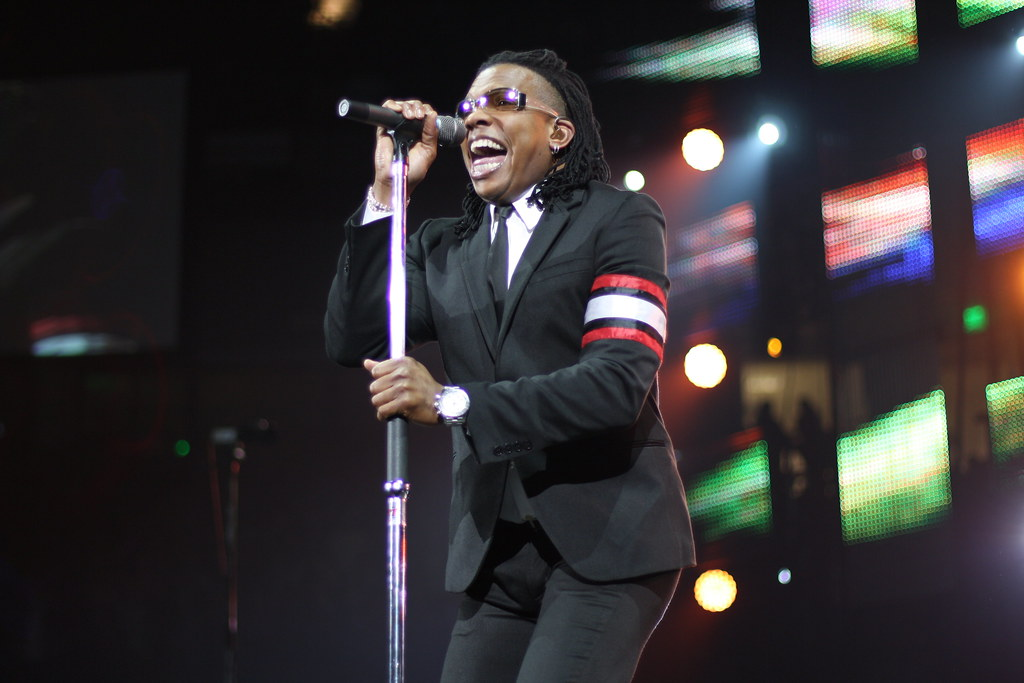 Michael Tait of Newsboys