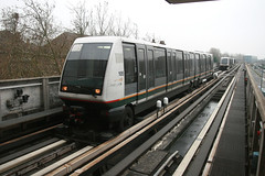 Transpole 105 [Lille VAL] (Howard_Pulling) Tags: france french siemens val 105 lille francais lightrailway driverless nodriver val208 transpole lilleval