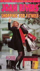 Joan Rivers Shopping for Fitness