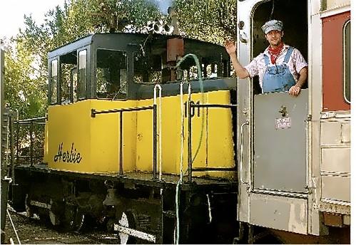 Florida-train