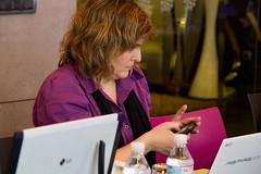 Ainhoa Ezeiza en Kfé Innovación #kfe03 #Getxo