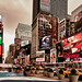 times square, panoramica