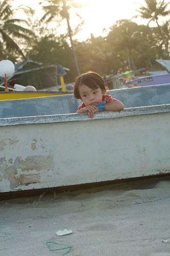 buah keranji dalam perahu