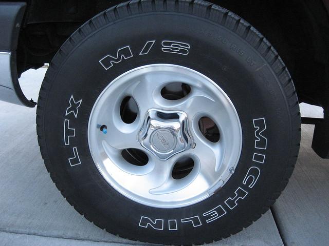Tuf Snine tire coating after 5 months