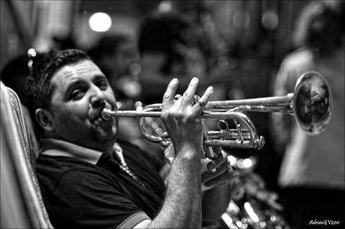 Jazz entre falles by ADRIANGV2009