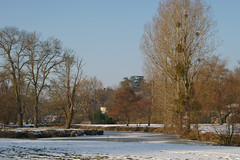 Aire aménagée. Thésée-la-Romaine (Loir-et-Cher)