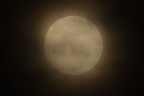 Extreme Super Moon