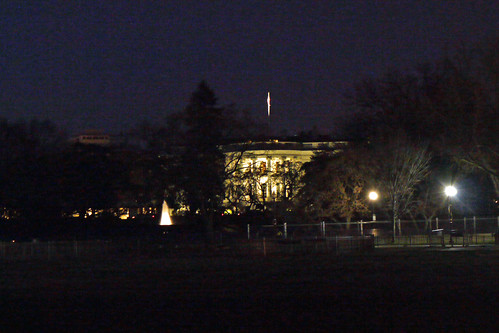 White House - Front Side