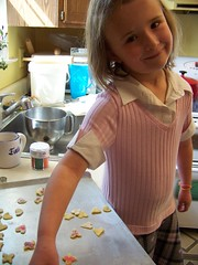 C6 decorating cookies