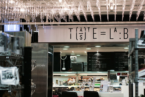 Taste Lab at Harvey Nichols