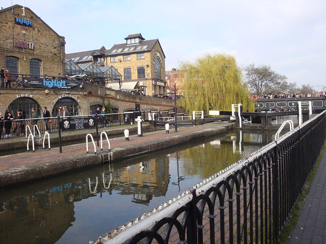 Grand Union Canal in Camden (8)