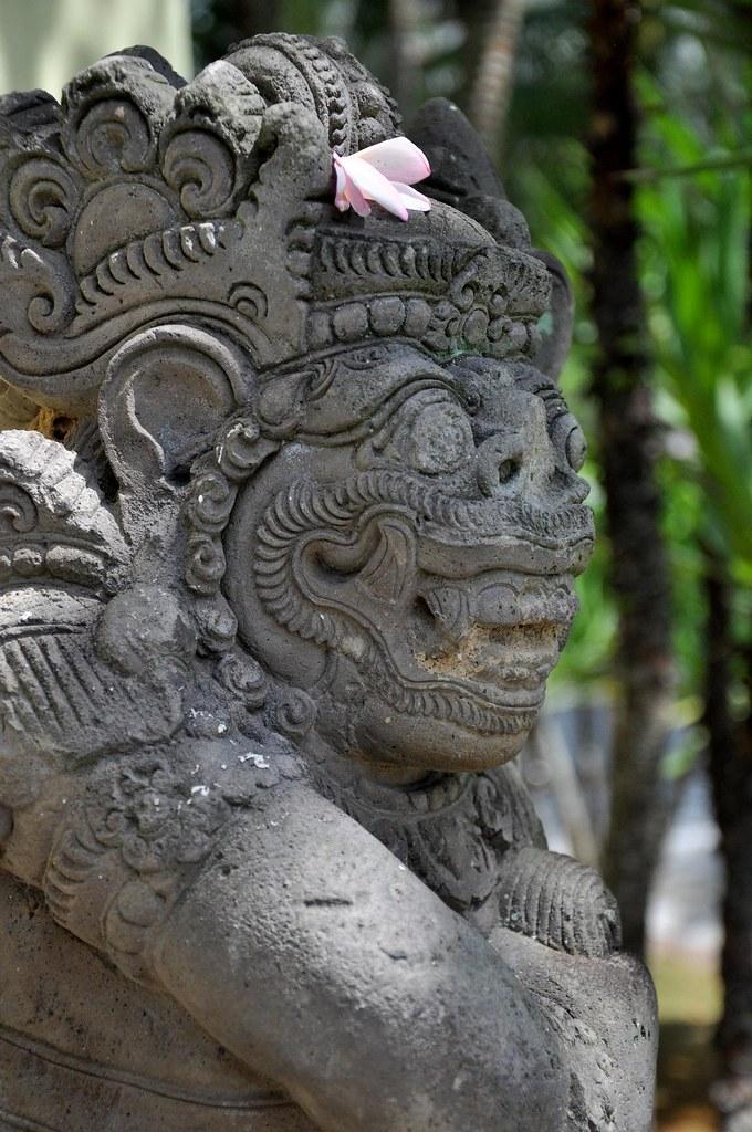 A touch of Bali 触摸神秘的巴厘岛 ...