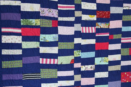 memory quilt, quilt from recycled fabrics, recycled clothing quilt, mamaka mills, alix joyal 5