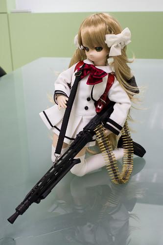 MG-42 & 彈鏈 by sunnazi