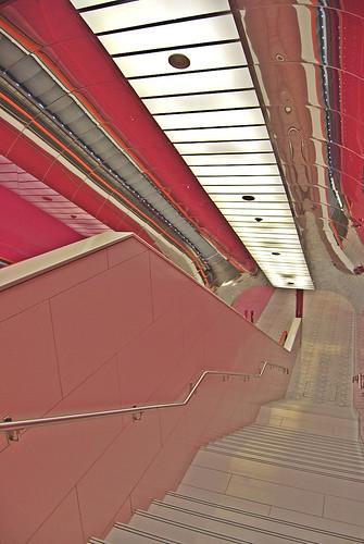 Linea 1 metropolitana di Napoli - Stazione Università