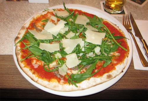 Pizza Straccetti
