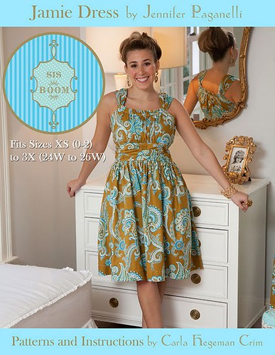 Jamie Dress Sew Along