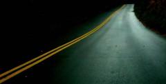 Dark Road (Reinalasol) Tags: favorite composition flickr favorites fave faves tracker minimalist 2010 winter2010 reinalasol