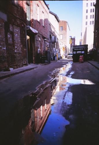 An Actual Nice Alleyway