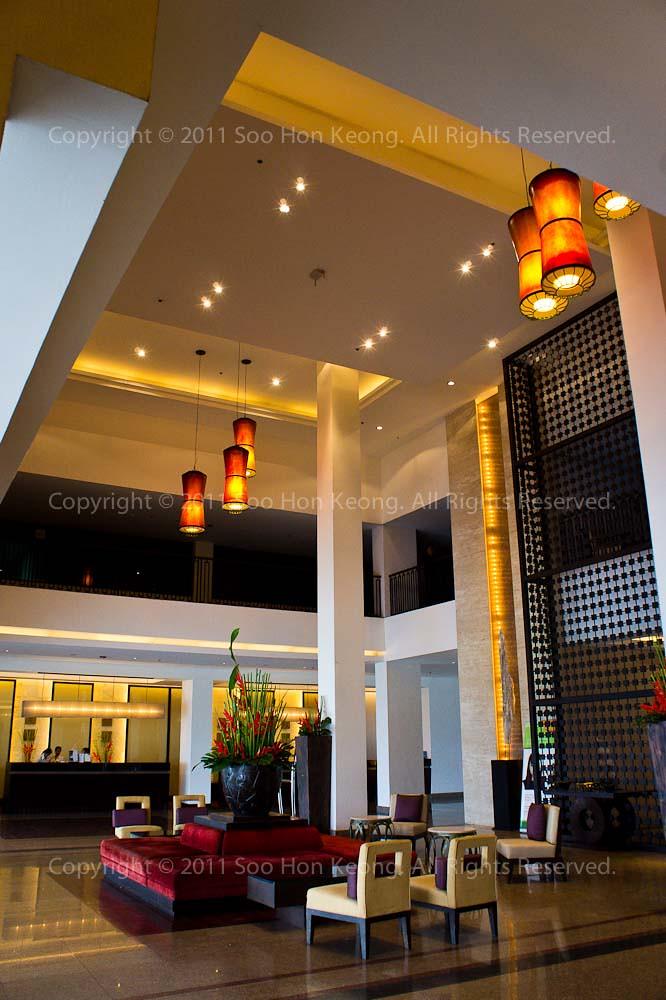 Courtyard Marriott @ Cha Am, Thailand