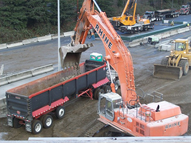 Crunching the NE 12th St. Bridge over I-405
