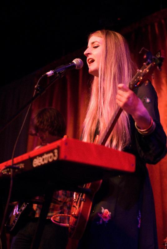 Trembling Bells @ Nottingham Glee Club, 27/03/11