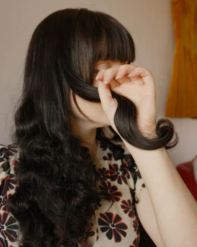 rag hair k